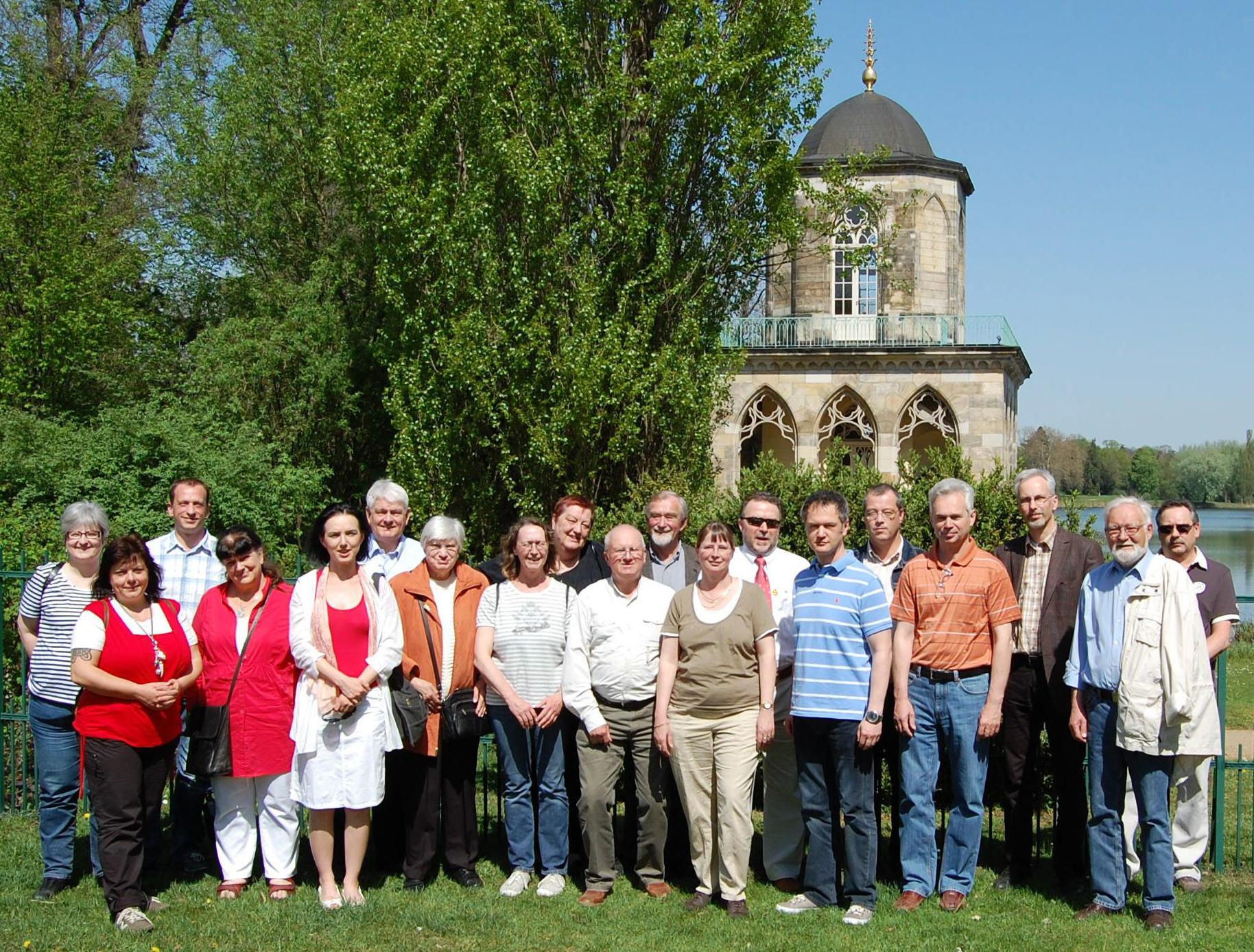 Teilnehmer der JHV 2012