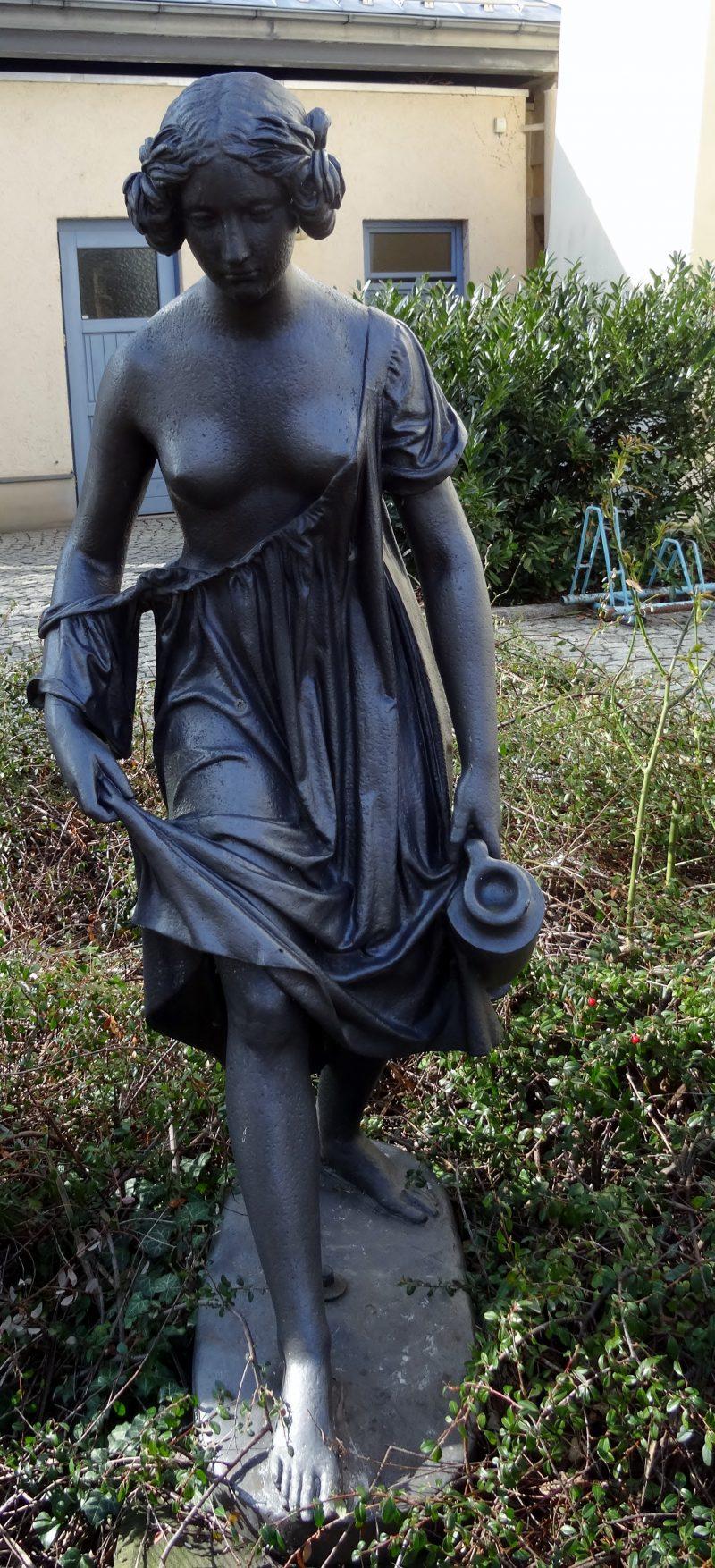Die Wasserschöpferin - Bad Liebenwerda