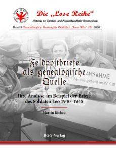 Feldpostbriefe als genealogische Quelle